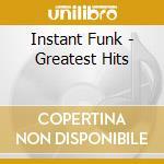 Greatest hits cd musicale di Funk Instant