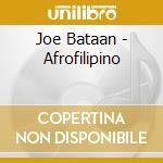 Afrofilipino cd musicale di Joe Bataan