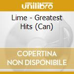 The greatest hits cd musicale di Lime
