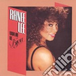 Ranee Lee - Live At Le Bijou cd musicale di Ranee Lee