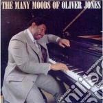 Oliver Jones - Many Moods cd musicale di Jones Oliver