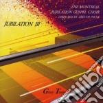 Jubilation Gospel Choir - Glory Train cd musicale di Jubilation gospel ch