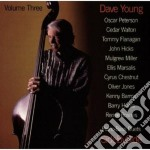 Dave Young - Side By Side cd musicale di D.young/o.peterson/c.walton