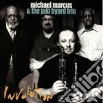 Michael Marcus & Jaki Byard Trio - Involution cd musicale di Michael marcus & jaki byard tr