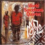 World Saxophone Quartet - M'bizo cd musicale di World saxophone quartet