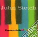 John Stetch - Exponentially Monk cd musicale di Stetch John