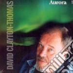 Aurora cd musicale di Clayton-thomas David