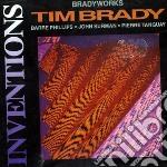 Tim Brady & John Surman - Inventions cd musicale di Tim brady & john surman