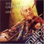 Stephane Grappelli - Live cd musicale di Stephane Grappelli