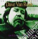 Dave Van Ronk - Live cd musicale di Van ronk dave