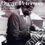 Oscar Peterson - Tenderly cd musicale di Peterson/r.bro Oscar