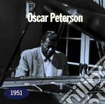 Oscar Peterson - 1951 cd musicale di Oscar Peterson