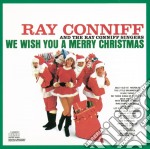 We wish you a merry christmas cd musicale di Ray Conniff