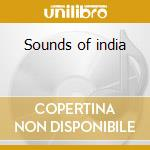 Sounds of india cd musicale