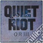 Quiet Riot - Quiet Riot 3 cd musicale