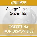 Super hits cd musicale di George Jones