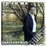 SIMPLY BAROQUE 2 cd musicale di YO YO MA