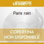 Paris rain cd musicale di Brenda Russell
