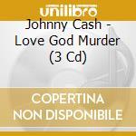 Love/god/murder cd musicale