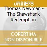 Shawshank redemption cd musicale di Ost