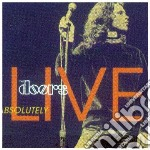 ABSOLUTELY LIVE cd musicale di DOORS