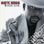 Music & me cd musicale di Dogg Nate