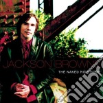Jackson Browne - The Naked Ride Home cd musicale di Jackson Browne