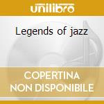 Legends of jazz cd musicale di Ramsey Lewis