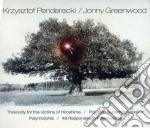 Greenwood / Penderecki - 48 Reponses Polymorphia - For Victims Of Hiroshima cd musicale di Greenwood - penderec