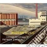 Brad Mehldau / Kevin Hays / Patrick Zimmerli - Modern Music cd musicale di Hays & Mehldau brad