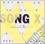 SONG X-20th ANNIVERSARY cd musicale di METHENY PAT-COLEMAN ORNETTE