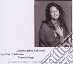 Lorraine Hunt Lieberson - Neruda Songs cd musicale di LIEBERSON HUNT LORRA