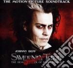 Sweeney Todd cd musicale di ARTISTI VARI