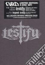 TESTIFY-Ltd.Ed.-2CD cd musicale di P.O.D.