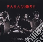 THE FINAL RIOT!  ( CD + DVD) cd musicale di PARAMORE
