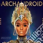 Janelle Monae - The Archandroid cd musicale di Monae Janelle