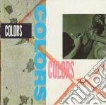 Colors cd musicale di Ost