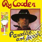 Ry Cooder - Paradise And Lunch cd musicale di COODER RY