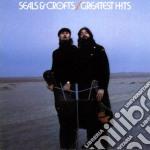 Seals & Crofts - Greatest Hits cd musicale di Seals & crofts