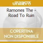 ROAD TO RUN (RISTAMPA) cd musicale di RAMONES