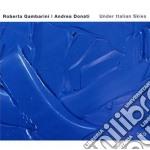 UNDER ITALIAN SKIES                       cd musicale di Roberta Gambarini