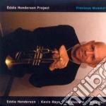 Eddie Henderson - Precious Moment cd musicale di HENDERSON EDDIE PROJECT