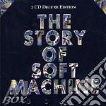 The story of soft machine - 26 brani famosi cd musicale di Machine Soft