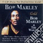 GOLD/5CD cd musicale di Bob Marley
