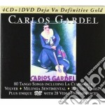 Gold-box 5cd 06 cd musicale di Carlos Gardel