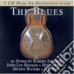 THE BLUES (BOX 5CD) cd musicale di ARTISTI VARI