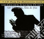 100 golden jukebox oldies of the 50s, 60 cd musicale