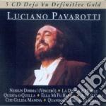 LUCIANO PAVAROTTI/5CD cd musicale di Luciano Pavarotti
