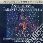 TARANTA & TARANTELLA + DVD (BOX 4CD+DVD) cd musicale di ARTISTI VARI