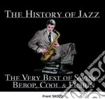 HISTORY OF JAZZ cd musicale